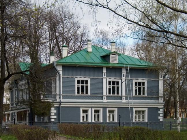 Клин – Музей П.И. Чайковского – Демьяново